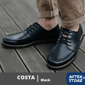 sepatu pria formal hitam
