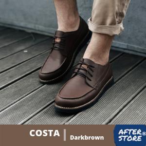 sepatu pria formal coklat